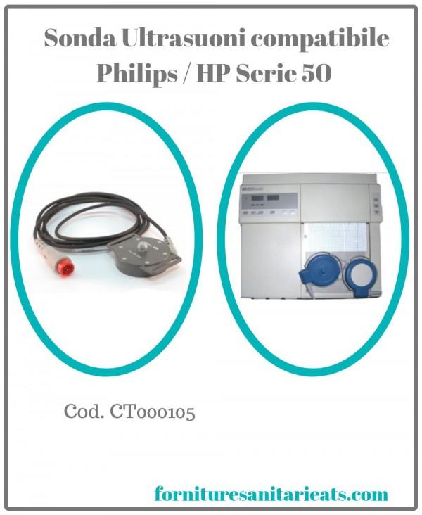 Trasduttore Us Compatibile Hp - Philips M1356A