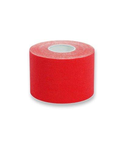 Taping Kinesiologia 5 metri X 5 Cm Rosso