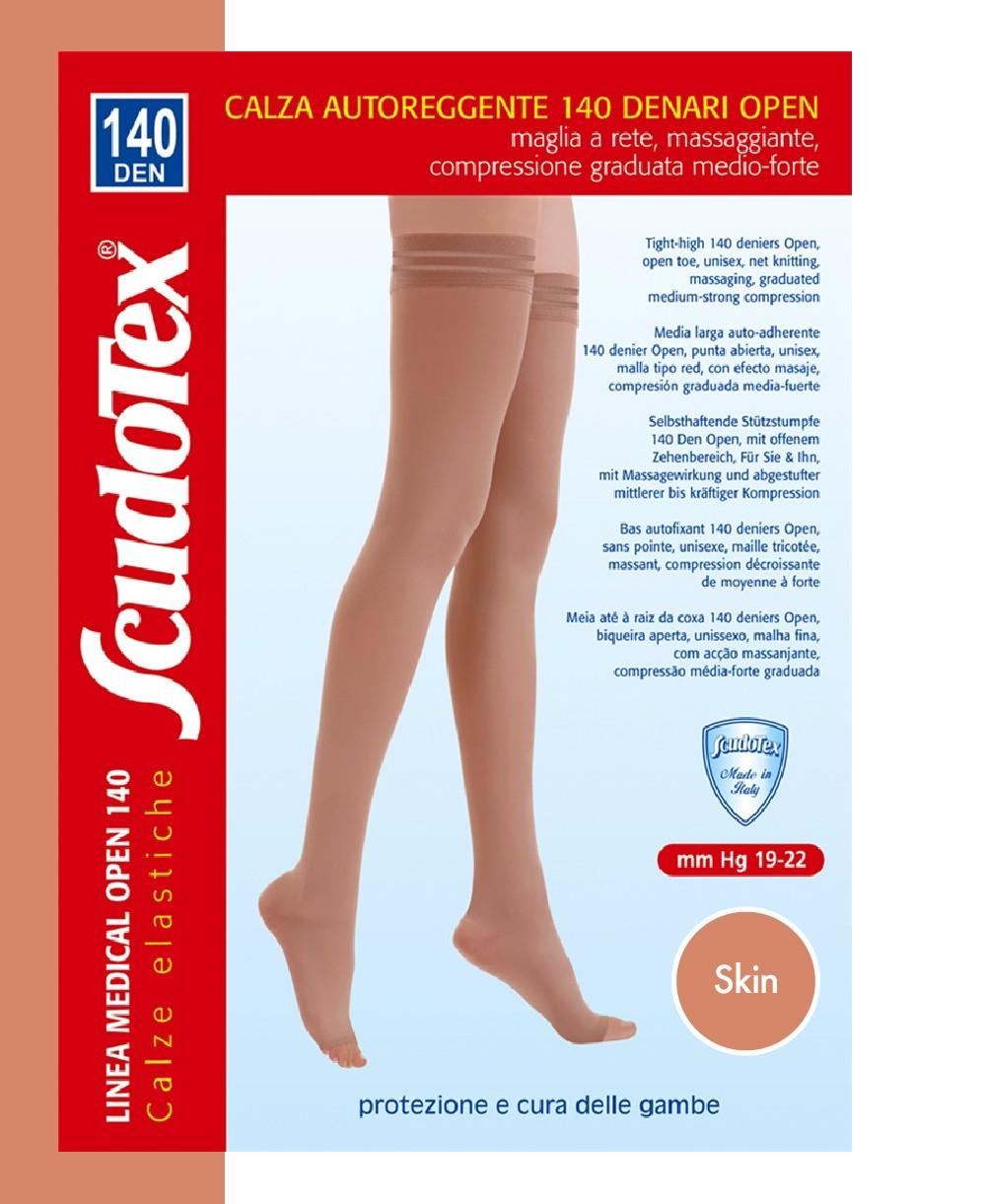Autoreggente Scudotex 140 Denari Punta Aperta Skin Mis. 2