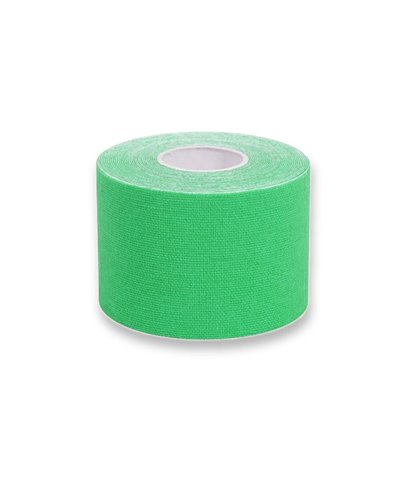 Taping Kinesiologia 5 metri X 5 Cm Verde