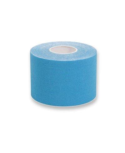 Taping Kinesiologia 5 metri x 5 Cm Azzurro