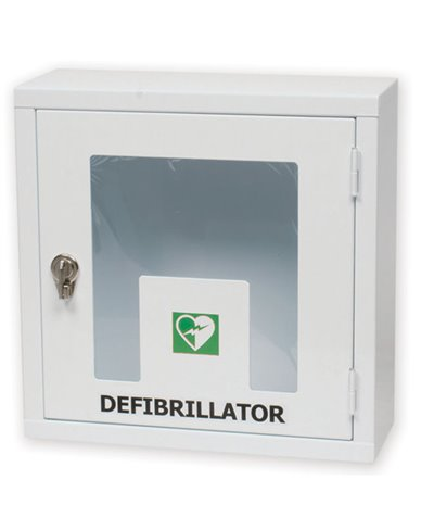 Armadietto con Serratura per Defibrillatori