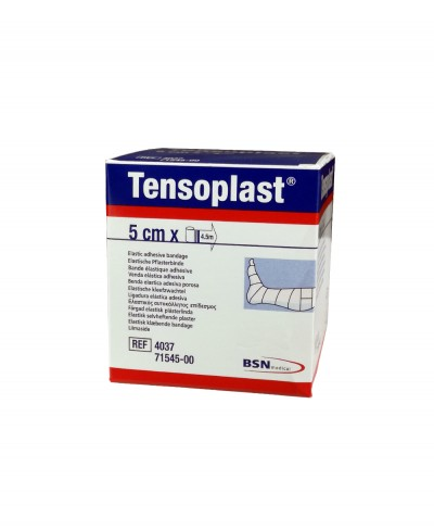 Benda Adesiva Tensoplast 5 Cm x 4,5 Metri
