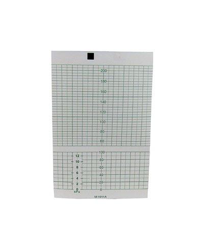 Carta Termica per Cardiotocografo Edan F3, F6, F9 - 151 mm x 100 mm x 150 fogli