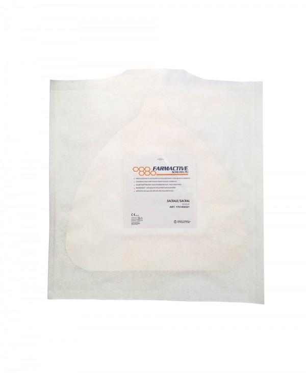 Cerotto Antidecubito Sacrale Adesivo Sterile in Schiuma di Poliuretano Farmac Zabban