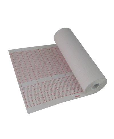 Carta Termica per Cardiotocografo Bionet e Gima Fc1400 - 152 mm x 25 metri