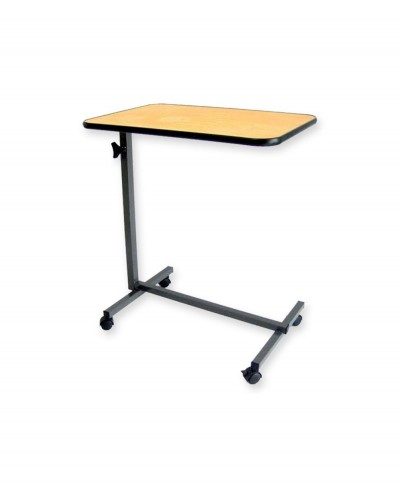Tavolino Servitore da Letto ad Altezza Regolabile