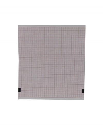 Carta Termica per Elettrocardiografo Cardioline Delta 3 Plus - 112 mm x 100 mm x 300 fogli
