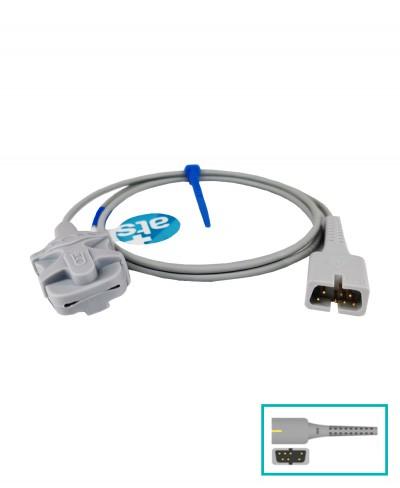 Sensore Spo2 Compatibile Nellcor Pediatrico in Silicone