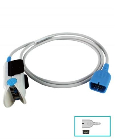 Sensore Spo2 Adulti Compatibile Nihon Kohden TL-201T