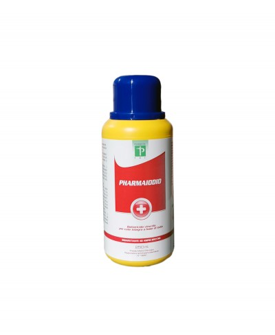 Pharmaiodio Antisettico a Base di Pvp Iodio Al 10% - 250 Ml