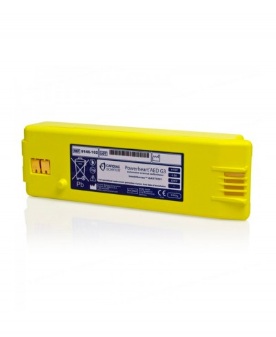 Batteria per Defibrillatore Cardiac Science Powerheart G3 Tipo 9146