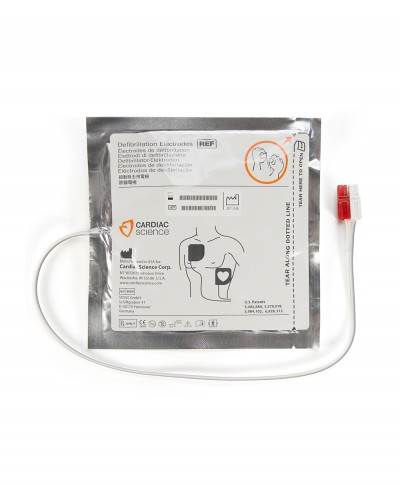 Elettrodi Adulti per Defibrillatore Cardiac Science Powerheart G3 Tipo 9131