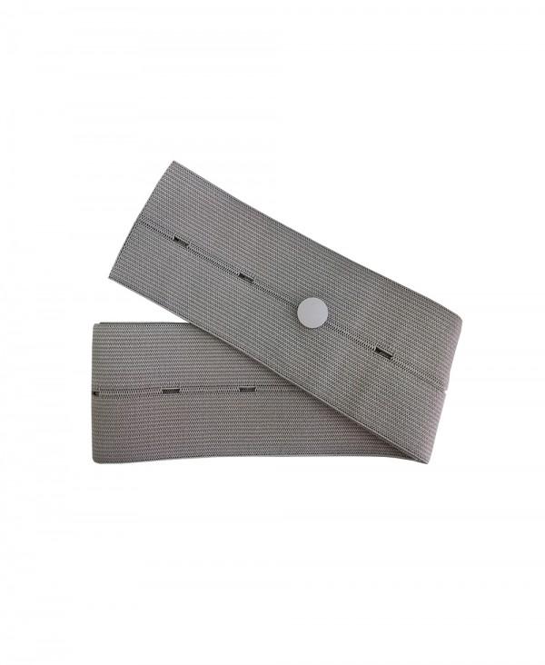 Fascia per Monitoraggio Fetale 120 cm x 6 cm - Grigia