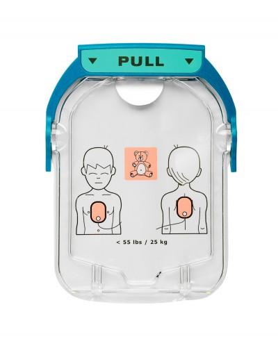 Elettrodi Pediatrici per Defibrillatore Philips Heartstart HS1 / Heartstart Home