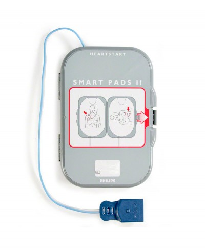 Elettrodi Adulti per Defibrillatore Philips Heartstart FRx Smart Pads II