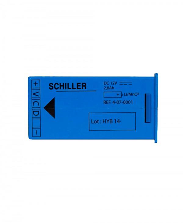 Batteria per Defibrillatore Schiller Fred Easy