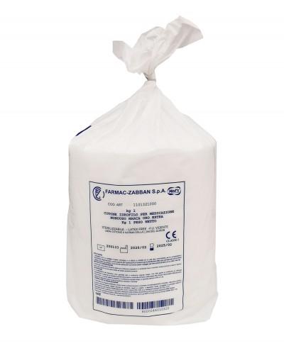 Cotone idrofilo per Medicazioni 1 Kg