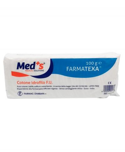 Cotone idrofilo F.U. 100 g FarmaTexa