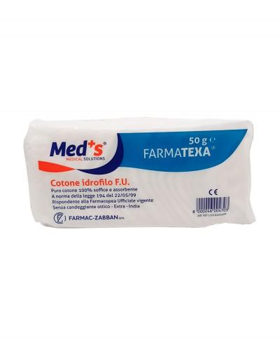 Cotone Idrofilo F.U. 50 g FarmaTexa