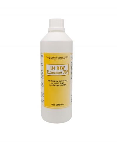 Disinfettante Antisettico per Cute LH Clorexidina 70 - 500ml LH