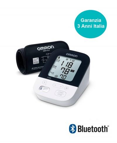 Misuratore di Pressione Omron M4 Intelli IT con connetività Bluetooth  - 3 Anni di Garanzia