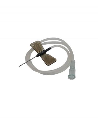 Aghi a Farfalla Cuper G22 0,71 X 20 mm - Confezione 50 Pezzi