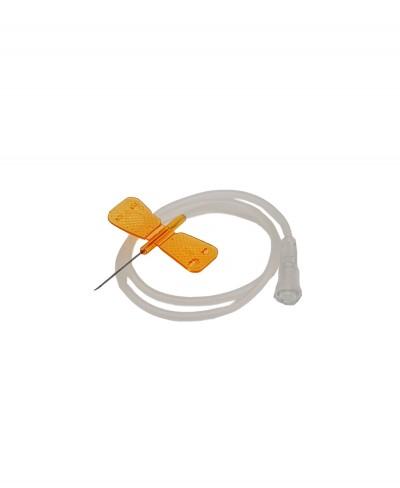 Aghi a Farfalla Cuper G25 0,51 X 20 mm - Confezione 50 Pezzi