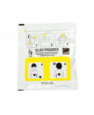 Elettrodi Pediatrici per Defibrillatore Schiller Fred Easy