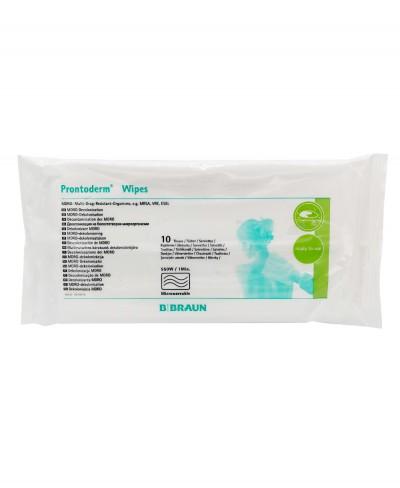 B.Braun Prontoderm® Wipes Salvietta Decolonizzante (MDRO) - Confezione 10 Pezzi