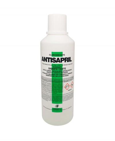 Amuchina Antisapril Disinfettante Clorossidante Concentrato per Superfici - 1 Litro