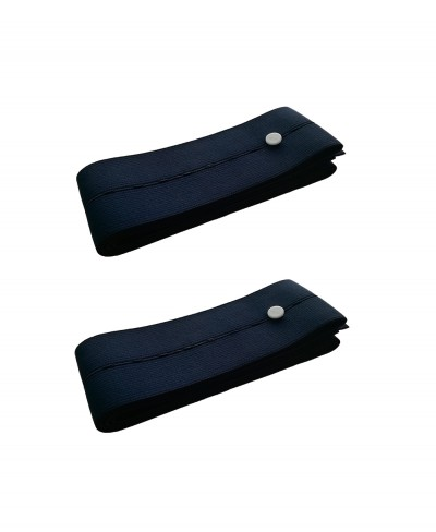 Fasce Elastiche per Monitoraggio Fetale 130 cm x h 6 cm - Confezione 2 pezzi