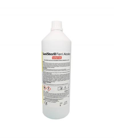 Disinfettante per Ferri Chirurgici a Base Alcolica Sanitas Sanisteril - 1000 Ml