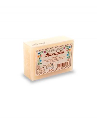 Sapone di Marsiglia Naturale Artigianale con Olio di Oliva e di Cocco 100gr
