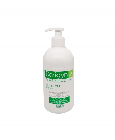 Derigyn 3.5 Tea Tree Oil Detergente Liquido a ph 3.5 - 500 ml
