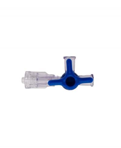 Rubinetto 3 Vie Sterile Luer Lock