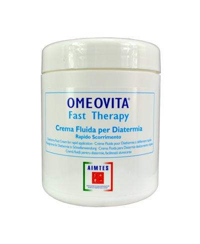 Crema Fluida per Diatermia Tecarterapia a Rapido Scorrimento 1000 Ml