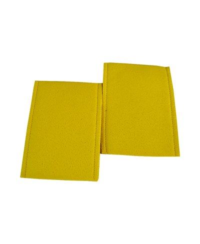Spugna Porta Elettrodo in Daino Sintetico per elettrodo 60 x 85 mm Confezione 2 Pezzi