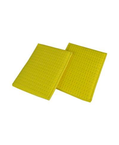 Spugna Porta Elettrodo in Daino Sintetico per elettrodo 80 x 120 mm Confezione 2 Pezzi