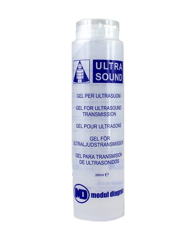 Gel Ultrasuoni e Luce Pulsata in Flacone da 260 Ml