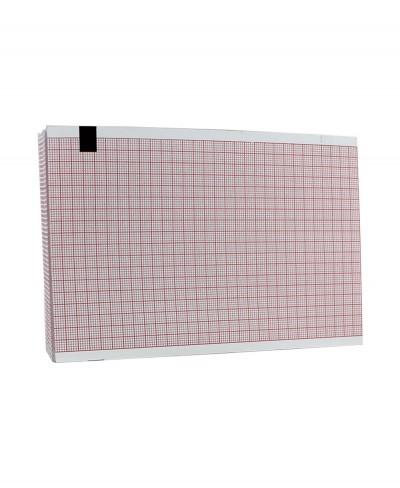 Carta Termica per Elettrocardiografo Cardioline 100S e 100+ - 100mm x150mm x180 fogli