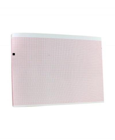 Carta Termica per Elettrocardiografo Cardioline Ar 1200 - 210 mm x 280 mm x 200 fogli
