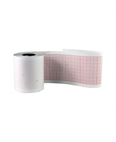 Carta Termica per Elettrocardiografo 1 canale 50 mm x 20 metri