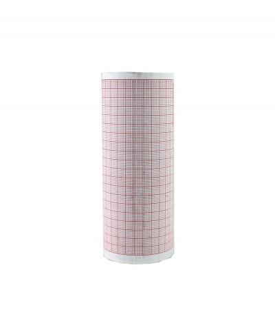 Carta Termica per Elettrocardiografo Contec 600G - 110mm x 20 metri