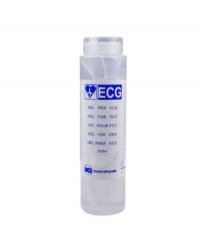 Gel Conduttivo per ECG 260 ml