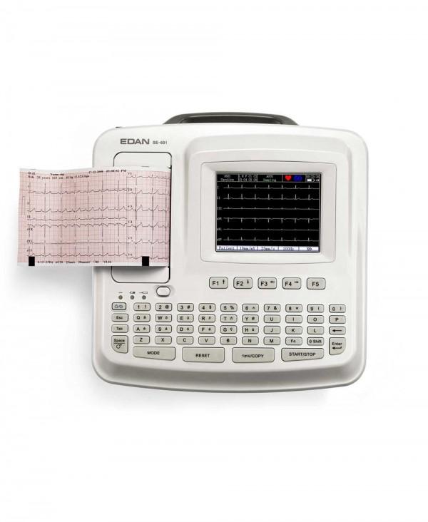Elettrocardiografo 6 Canali Edan Se-601B