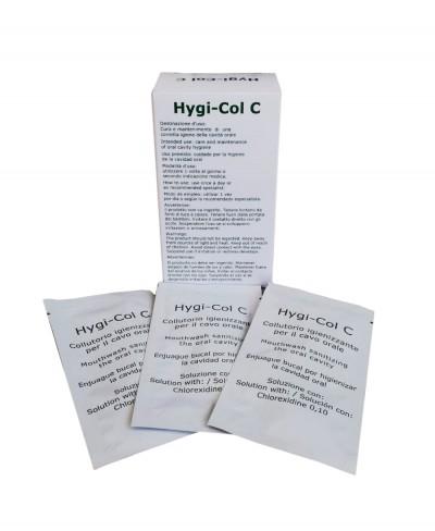 Collutorio Igienizzante per la Cura del Cavo Orale Confezione 10 Pezzi