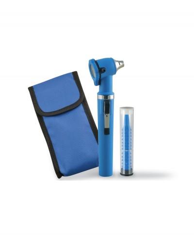 Otoscopio Xenon Gimalux Blu a Fibre Ottiche