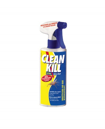 Insetticida Acaricida Clean Kill 375 Ml